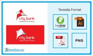 Logo City Bank Bangladesh Vector